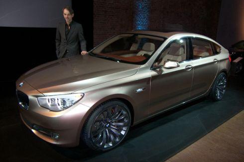 BMW Seria 5 GT are o lungime comparabila cu cea a noilor automobile din