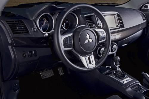 Mitsubishi Evolution 10. Mitsubishi+evo+x+interior