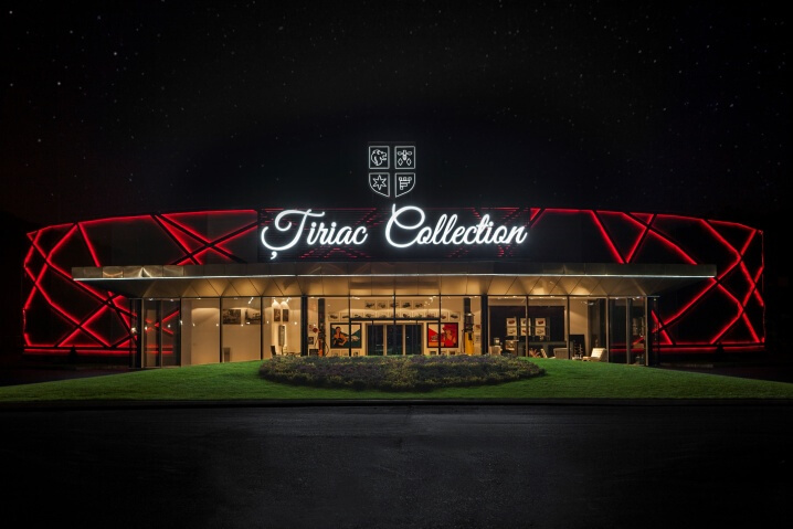 Clădirea Țiriac Collection
