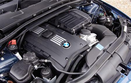 Motor premiat BMW