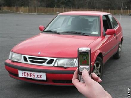 Masina condusa prin Bluetooth!