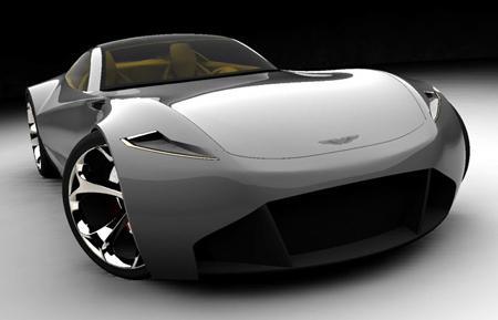 Concept Aston Martin DB-ONE