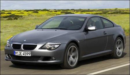 Noul BMW Seria 6