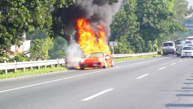 Ferrari F430 arzand