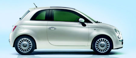 Fiat 500 Opening Edition