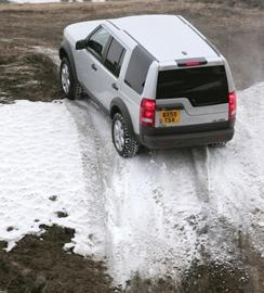 Land Rover LR3