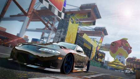 Need for Speed ProStreet - screenshot oficial