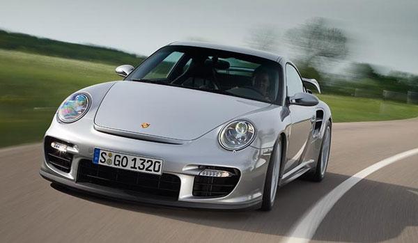 Noul Porsche 911 GT2