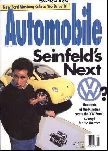 Seinfeld si masinile sale