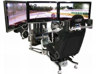 Sistem ideal pentru un pasionat de curse