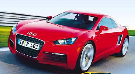 Viitorul suna bine pentru Audi