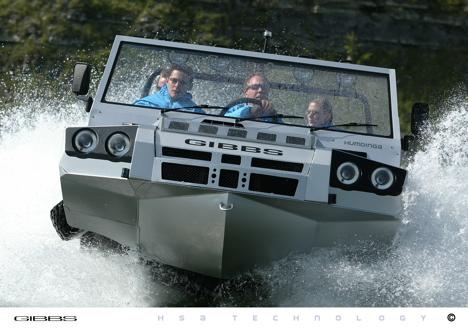 Barca Hummer