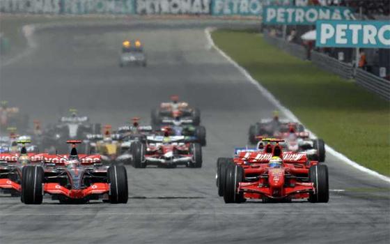 Cursa Malaezia F1 2007