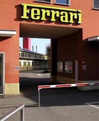 Greva la Ferrari