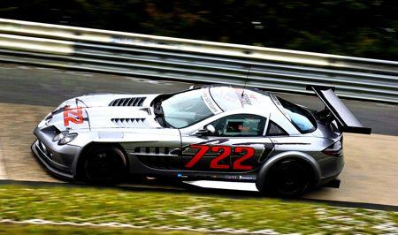 Mercedes-Benz SLR 722 GT