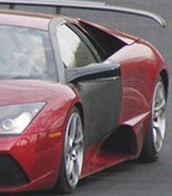 Lamborghini Murcielago Superleggera