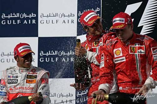 Massa a castigat marele premiu al Bharainului