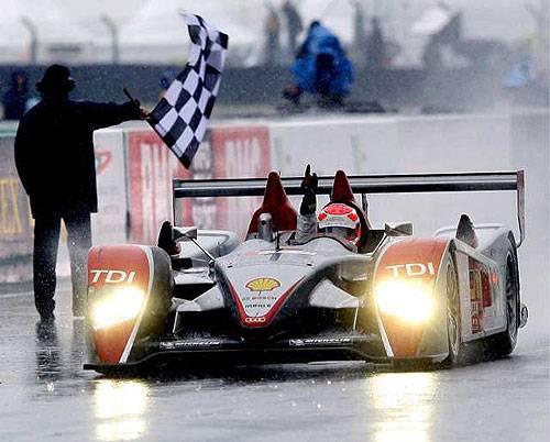 Audi castiga cursa din 2007 a Le Mans 24h